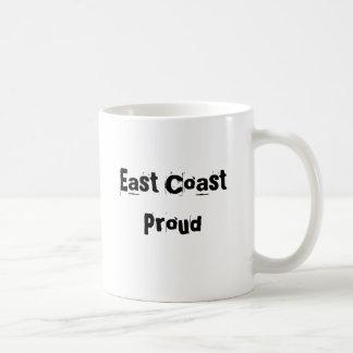 East Coast Proud Coffee Mug
