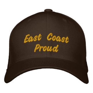 East Coast Proud Dark Brown Hat