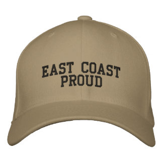 East Coast Proud Embroidered Hat