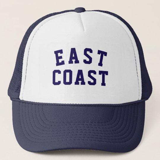 EAST COAST TRUCKER HAT