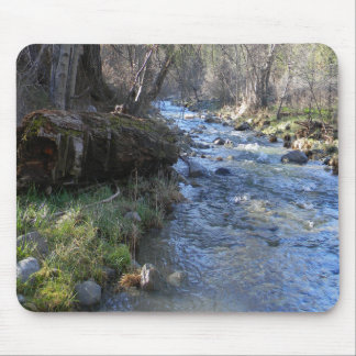 East Fork, Hayfork Creek... Mouse Pad