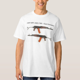 East German AKS-74N T-shirt