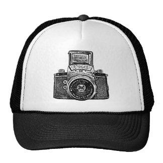 East German Camera Cap