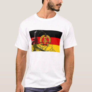 East German Flag T-Shirt