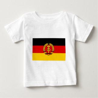 East German Flag T Shirts