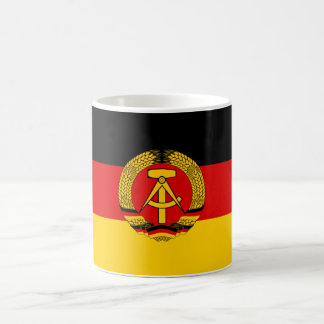 East Germany Flag Coffee Mug