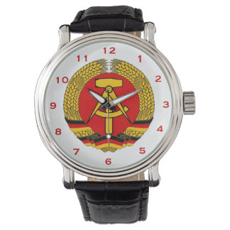 East Germany* Wristwatch