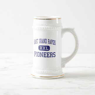 East Grand Rapids - Pioneers - High - Grand Rapids Coffee Mug