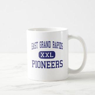 East Grand Rapids - Pioneers - High - Grand Rapids Coffee Mugs