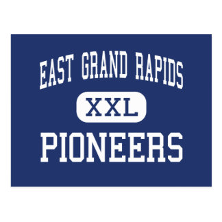 East Grand Rapids - Pioneers - High - Grand Rapids Postcard