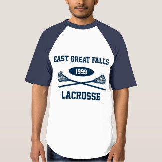 East Great Falls Lacrosse T-Shirt