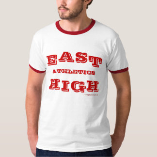 East High Athletics T-Shirt