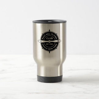 East Hill Flying Club Stainless Mug