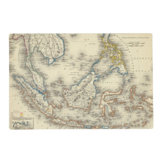 East Indies 2 Placemat
