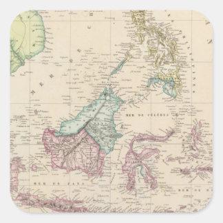 East Indies Sticker