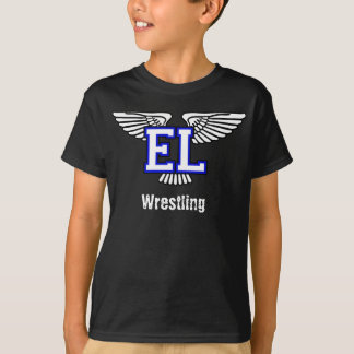 East Lake Wrestling - Kid's T-Shirt