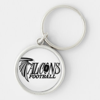 East Lincoln Middle School Falcons Keychains