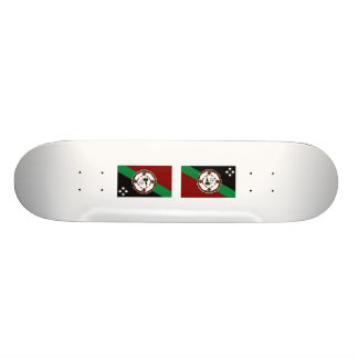 East New Britain Papua New Guinea Skate Board Deck