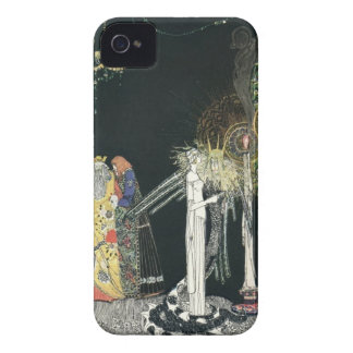 East of the Sun and West of the Moon iPhone 4 Case-Mate Cases