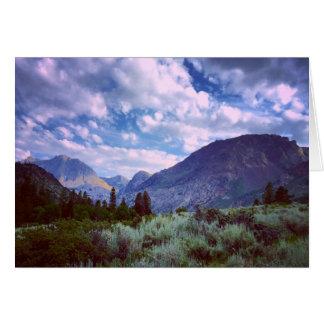 East of Yosemite Card