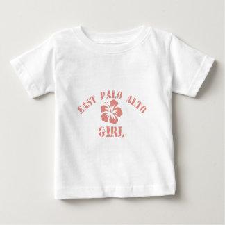 East Palo Alto Pink Girl Shirts