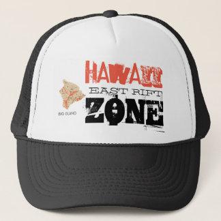 EAST RIFT ZONE - HAWAII TRUCKER HAT