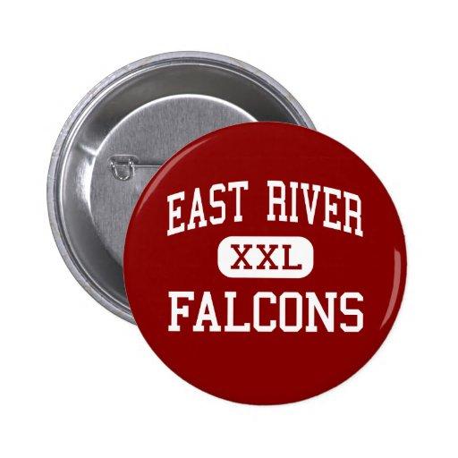 East River - Falcons - High - Orlando Florida Buttons