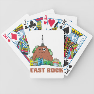 East Rock Bicycle Playing Cards