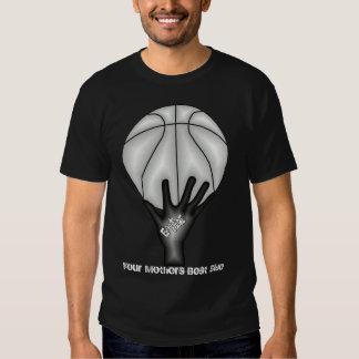 East Side -Basketball shot Tshirt