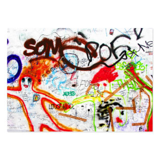 East Side Gallery, Berlin Wall, Graffiti (2) Pack Of Chubby Business Cards