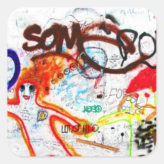 East Side Gallery, Berlin Wall, Graffiti (2) Stickers