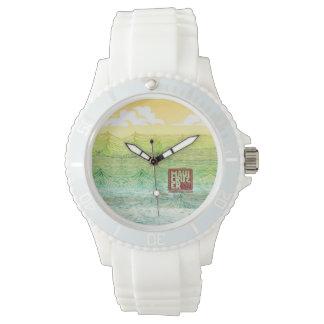 East Side Lines Wrist Watch