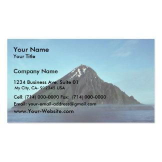 East side of Chagulak Island Business Card Template