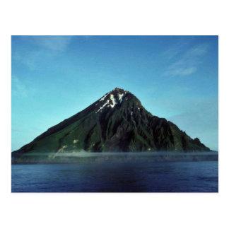 East side of Chagulak Island Postcard