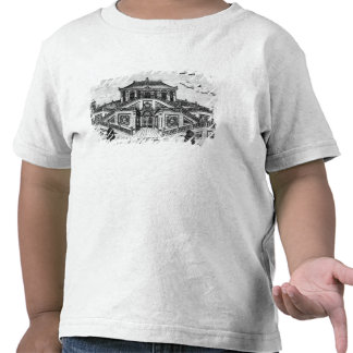 East side of the Palace of the Calm of the Sea, Ga T Shirt