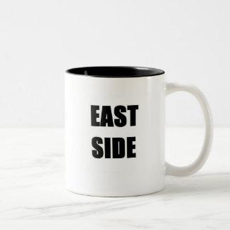 East Side Two-Tone Coffee Mug