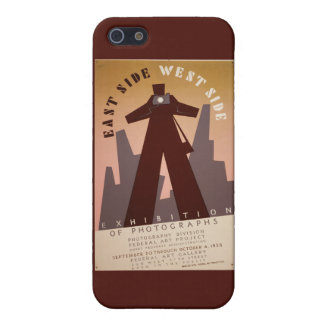 East Side West Side iPhone 5 Case