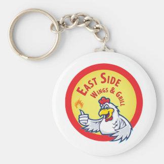East Side Wings Novelties Keychain