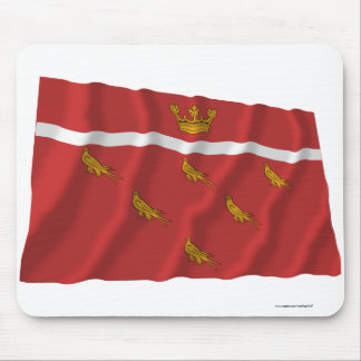 East Sussex Waving Flag Mouse Pads