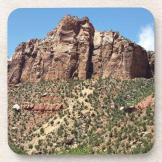 East Temple Zion National Park Utah Beverage Coasters