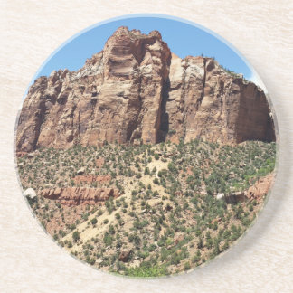 East Temple Zion National Park Utah Drink Coasters