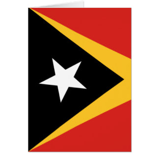 east timor card