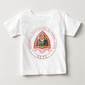 East Timor Coat Of Arms Baby T-Shirt