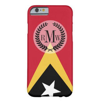 East Timor Flag Barely There iPhone 6 Case
