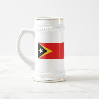 East Timor Flag ~ Map Mug