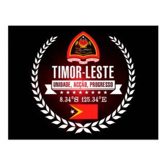 East Timor Postcard