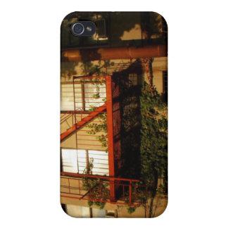 East Village Fire Escapes iPhone 4 Cases