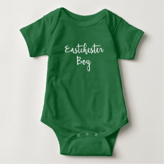 Eastchester Boy Baby Jersey Bodysuit