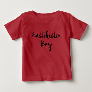 Eastchester Boy Baby Jersey Tee