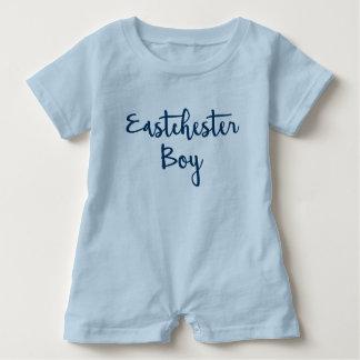 Eastchester Boy Baby Romper Baby Bodysuit